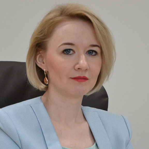 Oksana Torgashina - Accountant of ZDM-auto