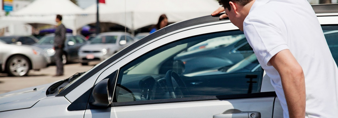 10 mistakes when buying a new car
